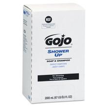 Gojo GOJ7230 2000ML Pro 2000 handsoap refills Shower Up