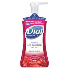 Dial DIA03016CT Complete Antibacterial Foaming Handwash