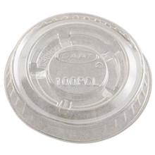 Conex Complements Portion Cup Lids Clear DCCPL1N