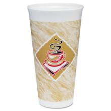 Cafe G Design Printed Foam Cups 20oz Cup DCC20X16G