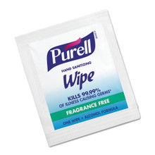 Purell Hand Sanitizer Sanitizing Wipes I GOJ902210CT