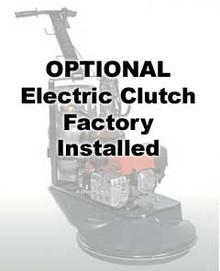 Eagle Propane Buffer Electric Clutch Fac 300141