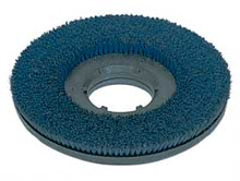 Mercury 1307 floor buffer scrub brush blue .035 nylon 1