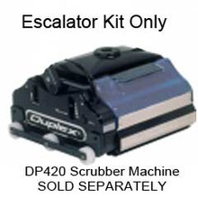NaceCare 420497 Escalator Cleaning Attachment Kit for DP420