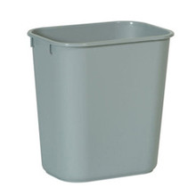 Rubbermaid 2955GRA trash can wastebasket RCP2955GRA