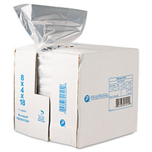 Food And Utility Poly Bags Clear Lldpe F IBSPB080418H