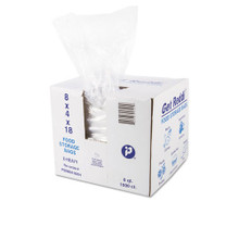 Food And Utility Poly Bags Clear Lldpe F IBSPB080418XH