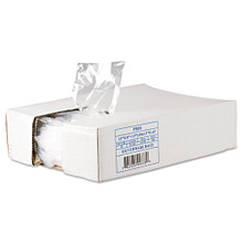Silverware Bag Clear High Clarity Film 3 IBSPB10