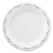 Paper White Plate Round Chinet Premium S HUH22516