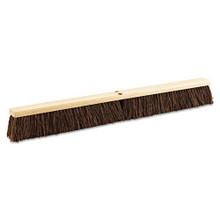 Boardwalk BWK20136 push broom 36 inch hardwood block p