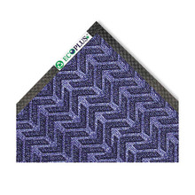 Door Mat Indoor Wiper Scraper Mat Eco Pl CWNECR035MB