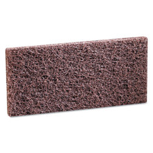 3M 8541 Doodlebug Brown Scrub n Strip Pads MMM08004 4.6