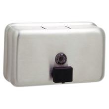 Bobrick BOB2112 Stainless Steel Liquid Soap Dispenser 4