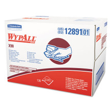 Wypall KCC12891 wipes X90 all purpose white brag box 11