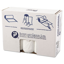 Ibs ibss404817n 45 gallon trash bags case of 250 clear 40x48