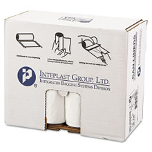 Inteplast IBSSL3036XHW2 low density can liner