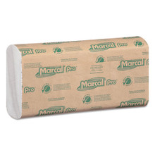 Marcal MRCP100B folded paper towels