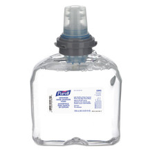 Purell GOJ539202EA advanced tfx foam instant hand sanitizer refill 1200ml white