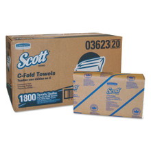 Scott KCC03623 cfold paper towels convenience pack