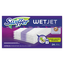 Swiffer PGC08443CT wetjet system refill cloths