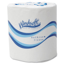 Windsoft WIN2405 embossed bath tissue