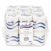 Windsoft WIN2440 embossed bath tissue