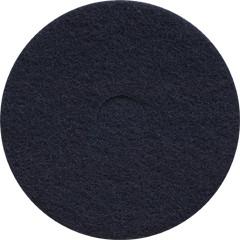 Black Strip Floor Pads 20 inch standard 20BLACK