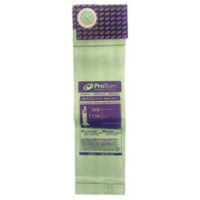 10 ProTeam 107276 vacuum bags for Tennant 3117337
