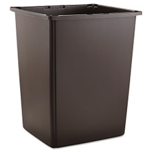 Rubbermaid 256BBRO trash can Glutton 56 RCP256BBRO