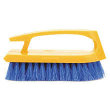 Rubbermaid 6482cob scrub brush polypropylene bristles iron h