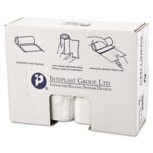 Ibs ibss386017n 60 gallon trash bags case of 200 clear 38x60