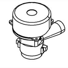 Nilfisk ZD54000 motor vac 3 stage 24vdc for Clarke Viper Adv