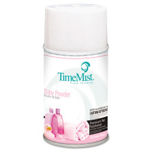 Timemist air freshener baby powder TMS1042686