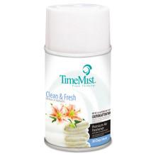 Timemist air freshener clean n fresh TMS1042771