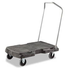 Rubbermaid 4401BLA triple trolly three p RCP4401BLA