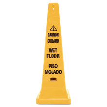 Rubbermaid 627677YEL wet floor safety RCP627677