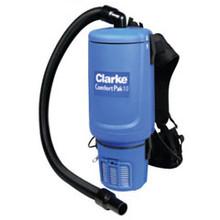 Clarke Comfort Pak10 Backpack Vacuum Cleaner 9060707010