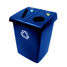 Rubbermaid 1792339 Glutton recycling sta RCP1792339