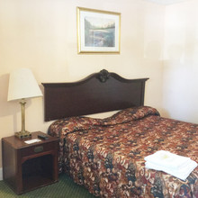 Our rooms and beds are clean and welcoming