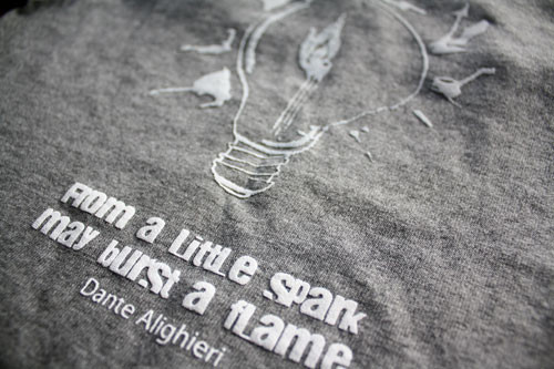 Dante Alighieri Quote T Shirt