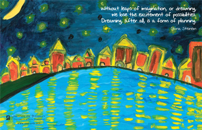 Dreaming is Planning poster