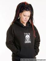 Skull Hoodie Sweatshirt