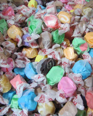 Assorted Mixed Flavors Taffy