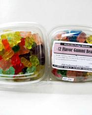 12 Flavor Gummi Bears