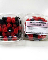 Gummi Raspberries