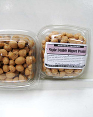 Maple Double Dipped Peanuts