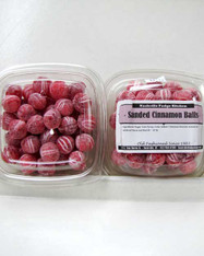 Sanded Cinnamon Balls