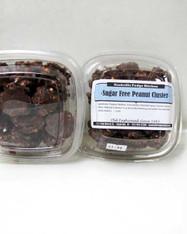 Sugar Free Peanut Cluster