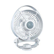 "Bora Marine 6"" Fan 3 Speed - White"