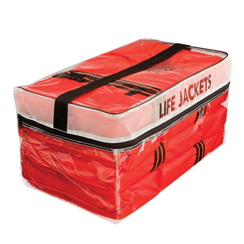 Kent Life Vest Safety Package Includes Bag
